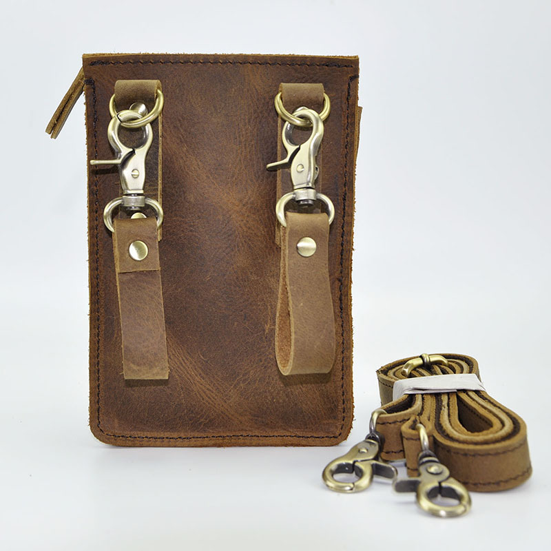 novidade top fashion personalidade retro Materical : Genuine Leather
