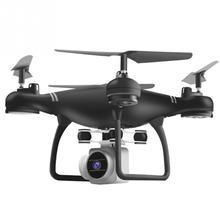 Радиоуправляемый вертолет Дрон с/без камеры HD 1080P wifi FPV селфи камера дроны Профессиональный складной Квадрокоптер жизнь HJ14W