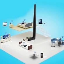 FREESAT USB WiFi TV Antenna Work For Freesat V7 V8 Digital Satellite Receivers Indoor For HD