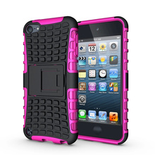 Tire Texture Case for Apple iPod Touch 5 6