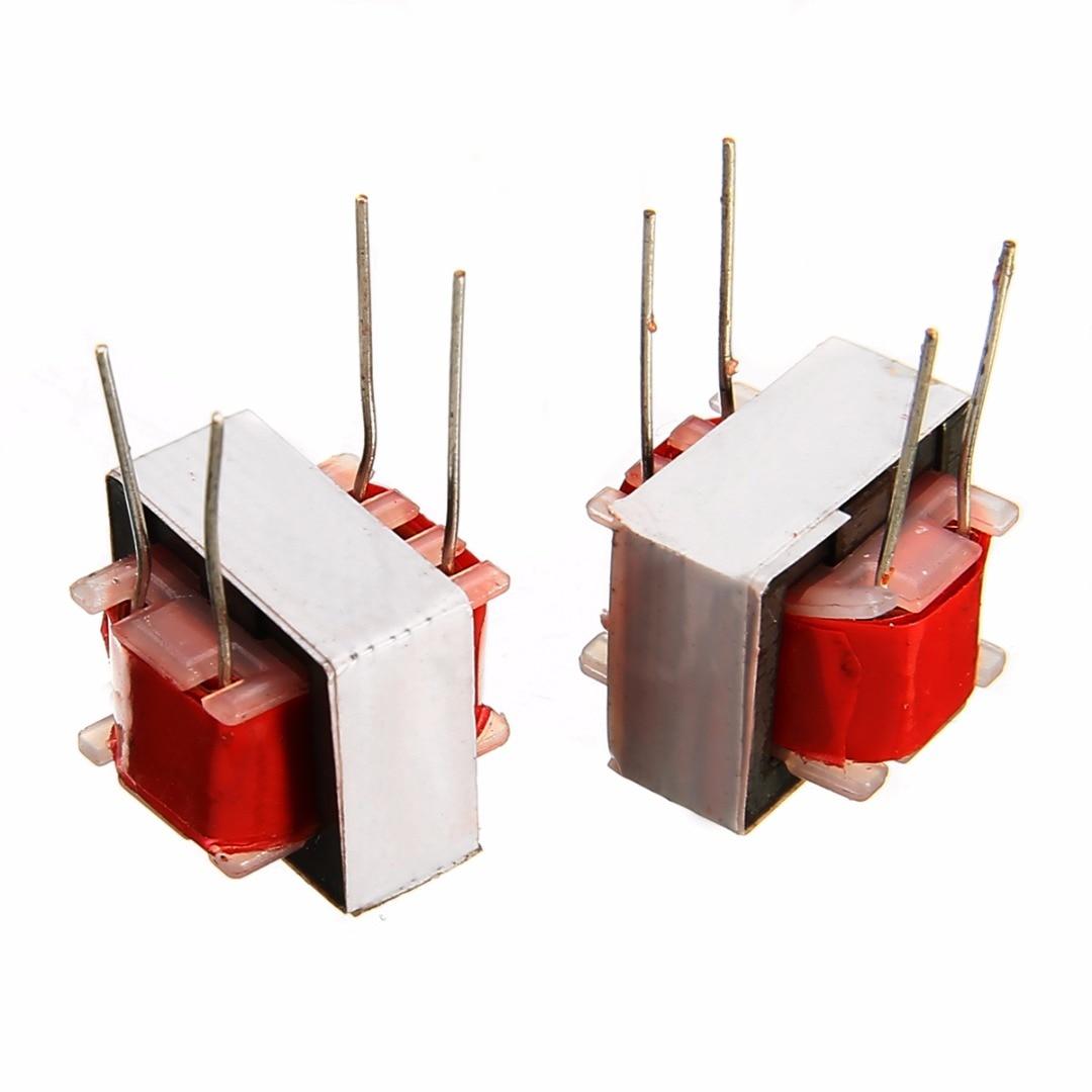 10pcs Double-wire Winding Audio Transformers 600:600 Ohm Europe 1:1 EI14