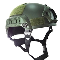 Military Tactical Mich 2001 Army Combat Head Protector Hunting Paintball Airsoftsport Climbing Helmet Accessories