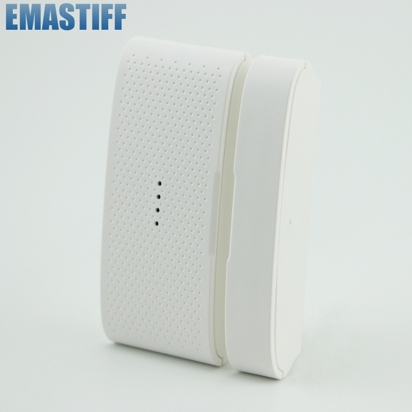 Free shipping Wireless Home Security window/door magnetic sensor open detector 1527 chips for wireless alarm system