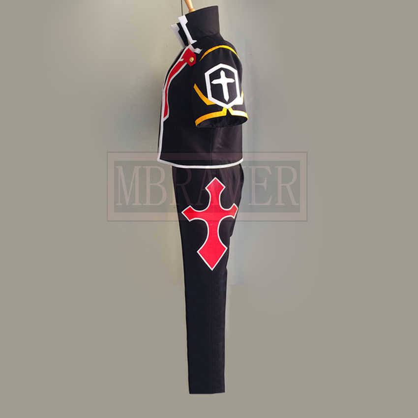 Details about  Anime blazblue Naoto Kurogane Cosplay Costume Custom made