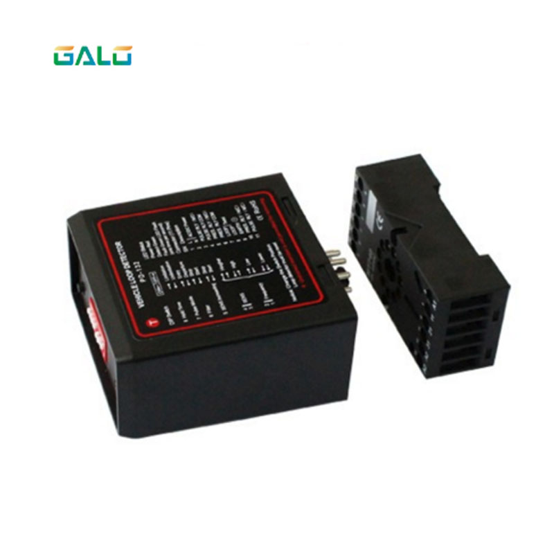 Galo 5PCS Per Lot AC220V Ground Sensors Traffic Inductive Loop Vehicle Detector Signal Control
