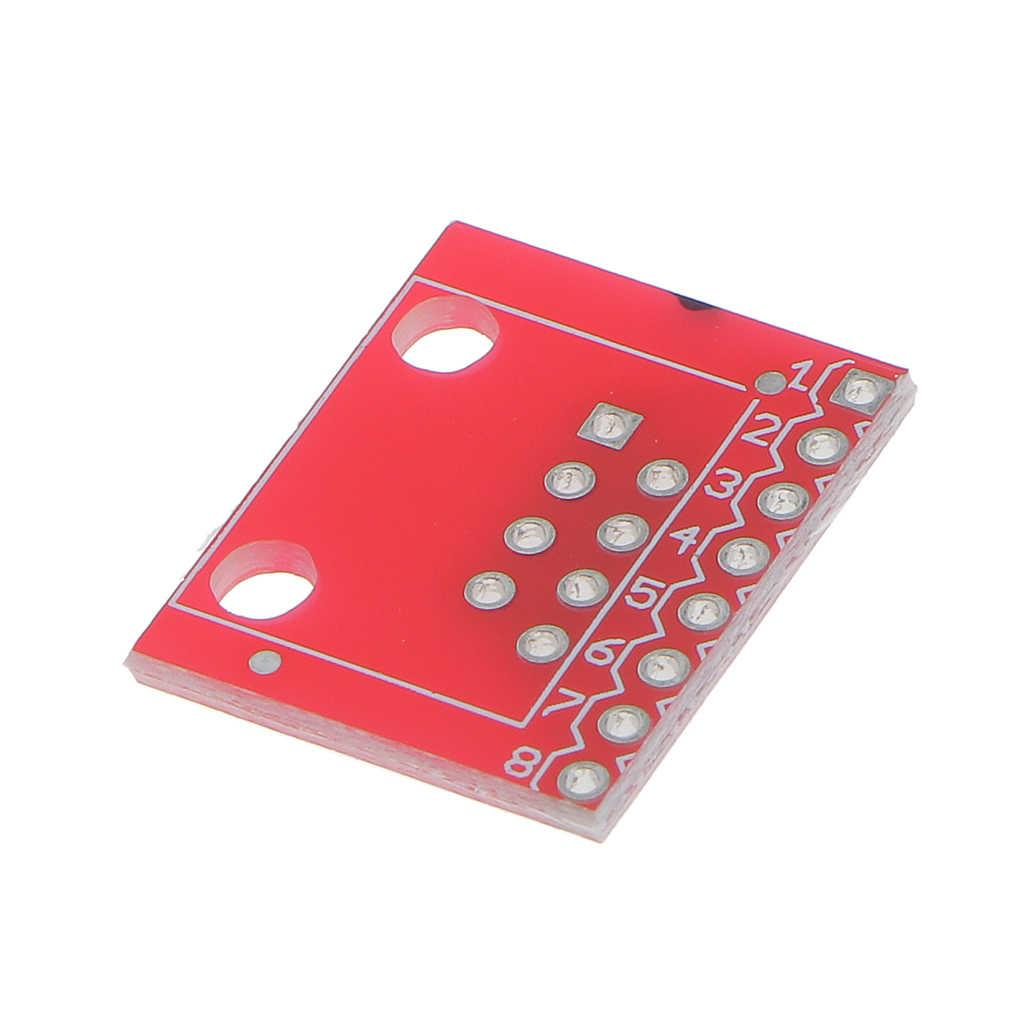 20 pces rj45 conector (8p8c) e kit de placa de fuga para ethernet jacks verificar ethernet cabo e conectores rj45 conectores placa
