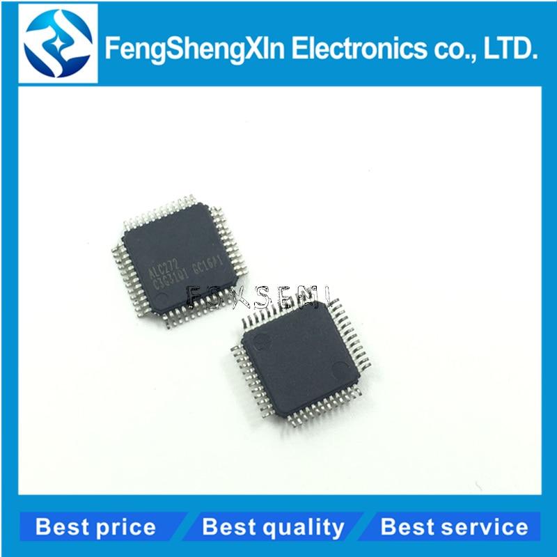 5pcs/lot NEW ALC272 ALC272-GR ALC272X-GR LQFP48 Sound card chip IC