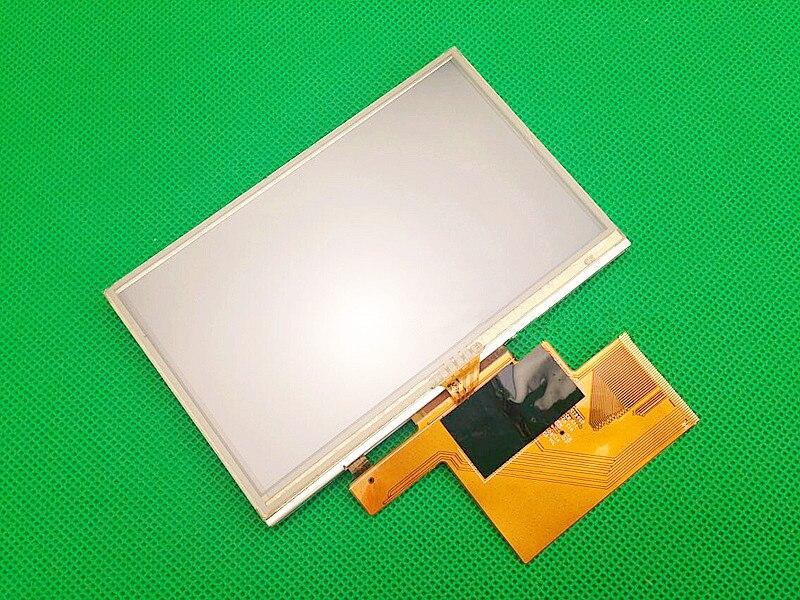 Skylarpu 4,3 дюймов A043FW03 ЖК-экран для TomTom XL 340S дисплей экран с сенсорным экраном дигитайзер Бесплатная доставка