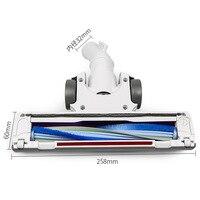 32mm boquilla Universal cepillo de suelo Turbo para Electrolux Philips Samsung LG Haier Midea aspiradora parsturbo cabezal de cepillo