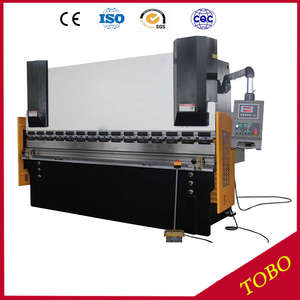 Sheet-Plate Hydraulic-Press-Brake Stainless-Steel Ce Wc67y Tandem 500t Price