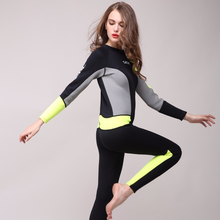 Diving suit neoprene 3mm men pesca diving spearfishing wetsuit surf snorkel swimsuit Split Suits combinaison surf wetsuit(China)