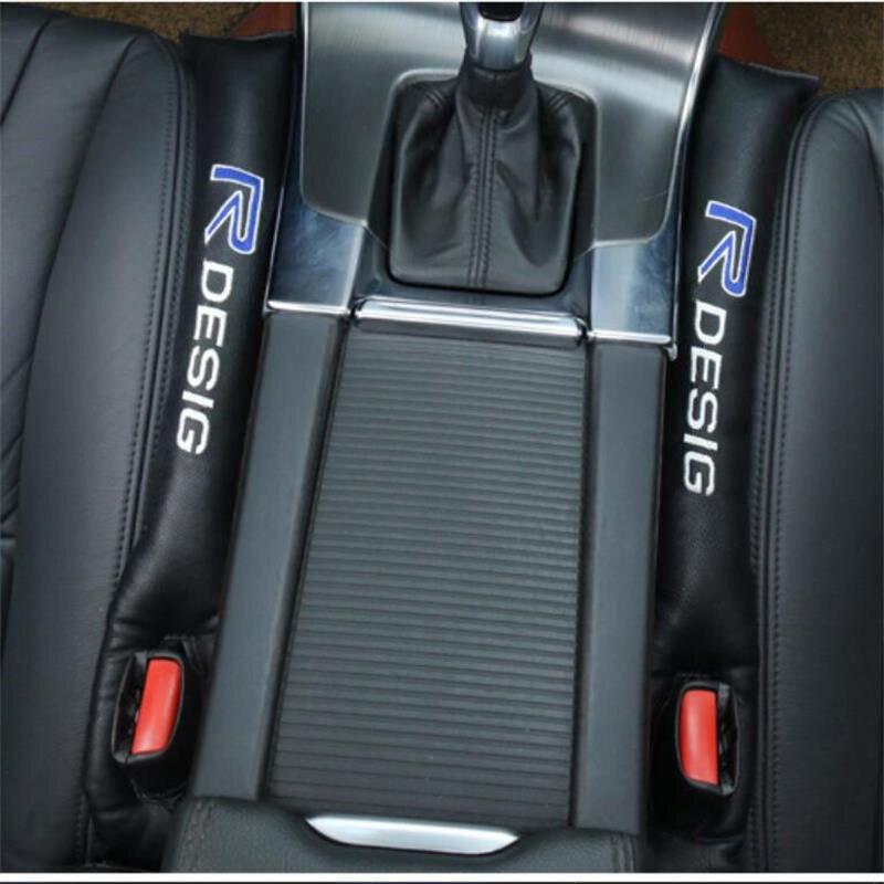 Für Volvo Xc60 S60 s40 S80 V40 V60 v70 v50 850 c30 XC90 s90 v90 xc70 Seat Lücke Angepasst Spezielle Dicht Stecker Auto Styling 2 stücke