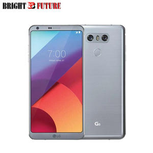 "LG G6 smartphone H870DS/G600 unlocked 4 GB RAM 64 GB ROM 5.7 ""Dual 13MP Quad Core"