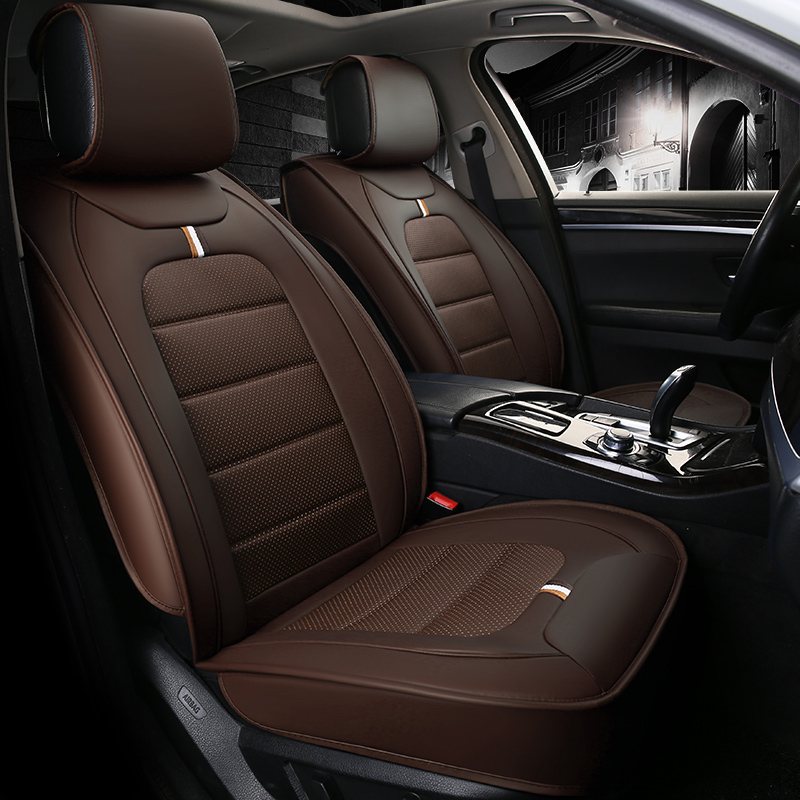 Full Surround Design Car Seat Cover Breathable Cushion For Chevrolet Cruze Malibu Sonic Spark Trax Sail Captiva Epica