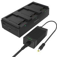 Smatree портативное зарядное устройство зарядная станция концентратор для DJI Spark батарея