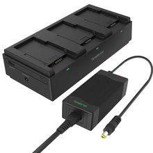 Smatree Portable Charger Power Station Charging Hub for DJI Spark Battery