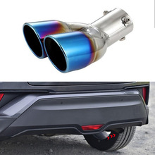 New !!!  for Toyota C-HR 2016-2017 New Rear Exhaust Muffler Tip Pipe 1pcs 2016 new