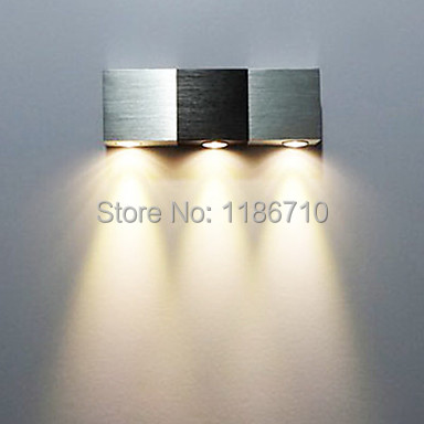 Wall Sconces Led Wall Light /Mini Style/Bulb Included Modern/Metal Modern  Wall