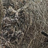 Мужская водонепроницаемая рыболовная охотничья одежда осень Рид бионический камуфляж костюм куртка брюки комплект дышащий