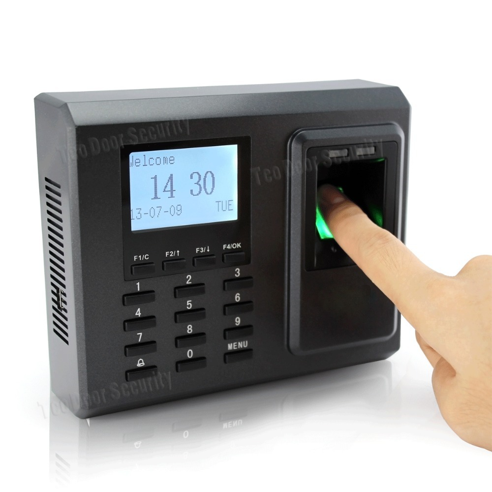 US $118 0 |Cheapest price for fingerprint reader ZK F2/F702 ZEM500  Fingerprint Door Access-in Fingerprint Recognition Device from Security &