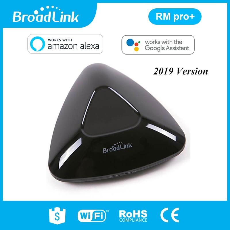 Hot Sale] 2019 Upgraded Broadlink RM3 RM mini3 RM2 Pro Smart