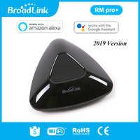 Télécommande intelligente universelle RM PRO RM MINI3 avec commutateur WiFi + IR + RF Compatible Alexa Google Home