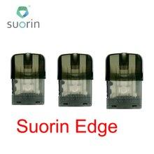 1 шт./3 шт./10 шт. оригинальный Suorin Edge Pod картридж 1,5 мл 1.4ом катушка рот для легкого утечки-доказательство дизайн для Suorin Edge Pod Комплект