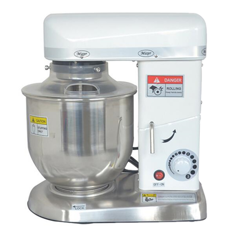 7 10 Liters Home Use Or Commercial Use Electric Stand Food Mixer Planetary Cooking Mixer Egg Beater Dough Mixer Machine free shipping quality multifunctional stand mixer 20l 30l food mixer machine dough mixer machine planetary mixer