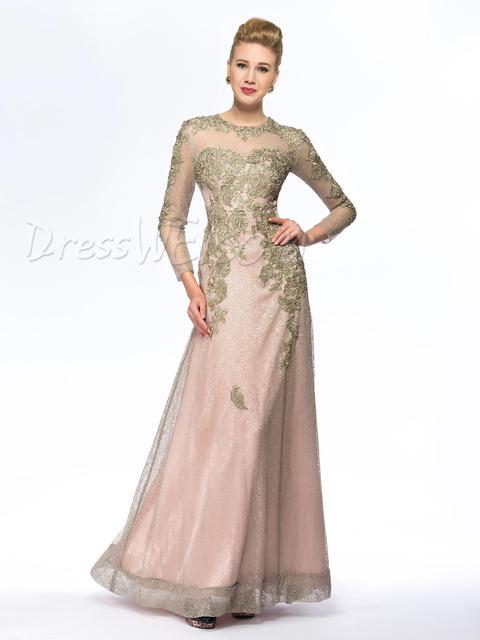 Luxo Champagne Renda Mãe dos Vestidos de Noiva 2017 New Arrival Sexy Profundo Decote Em V Uma Linha mãe dos ternos de noiva calça longo