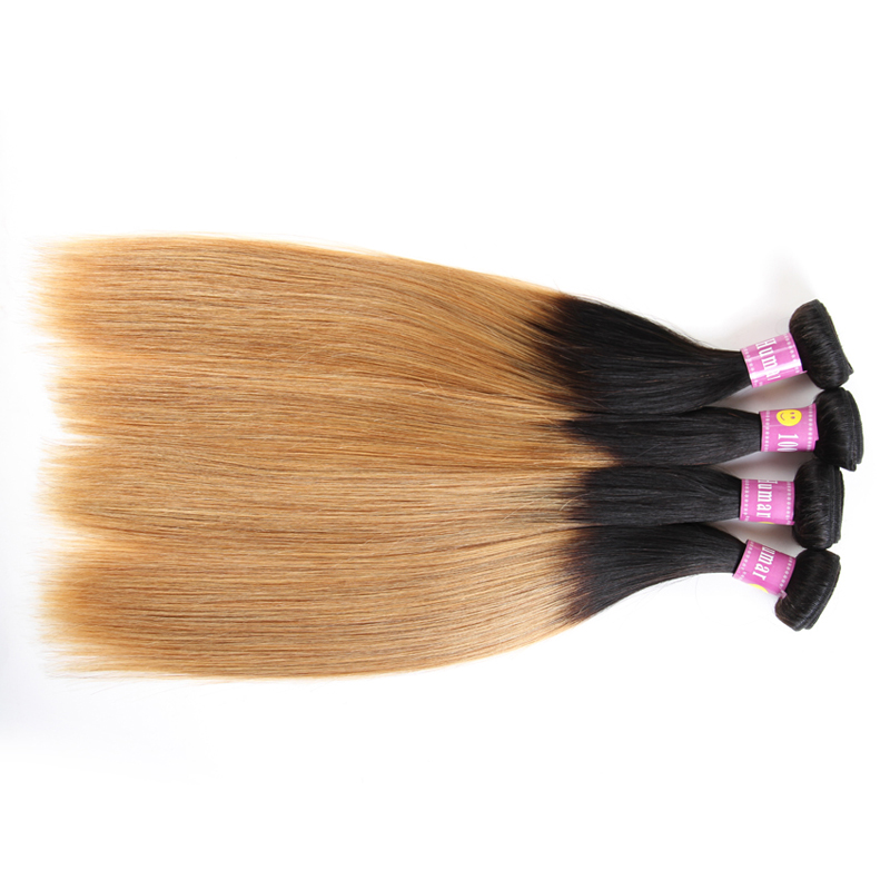Ombre human hair grace hair products 6a ombre weave 4pcs lots ombre human hair grace hair products 6a ombre weave 4pcs lots ombre hair extensions black and blonde 1b 27 human hair straight in hair weaves from hair pmusecretfo Image collections