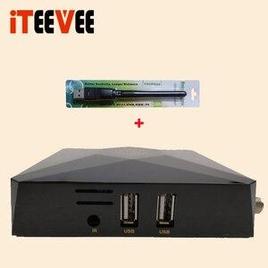 Image 5 - SOLOVOX S V6S לווין טלוויזיה מקלט קולנוע ביתי HD תמיכה M3U CCAM טלוויזיה Xtream לווין מקלט USB WIFI אפשרות ספרד