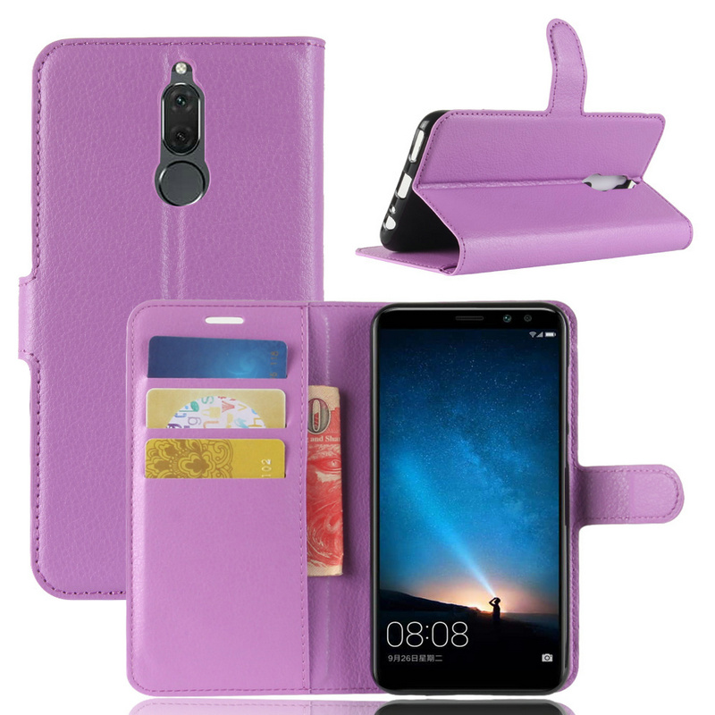 for Huawei Mate 10 Lite Wallet Flip Leather Case for Huawei Nova 2i Maimang 6 phone Leather back Cover case