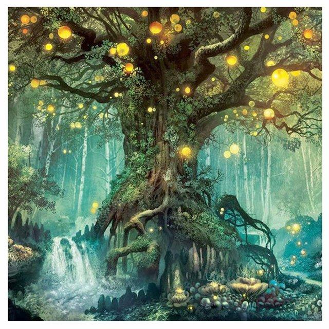 Fantasy Wishing Tree