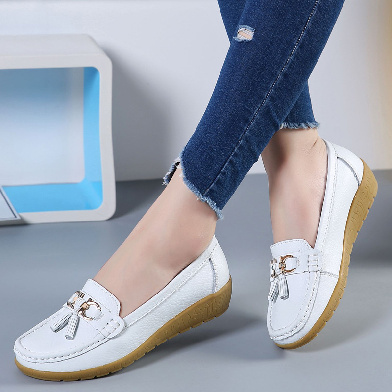 Women shoes 2018 summer wedge slip on ballet flat heel sneakers shoes woman flats soft bottom genuine leather shoes instantarts women flats emoji face smile pattern summer air mesh beach flat shoes for youth girls mujer casual light sneakers
