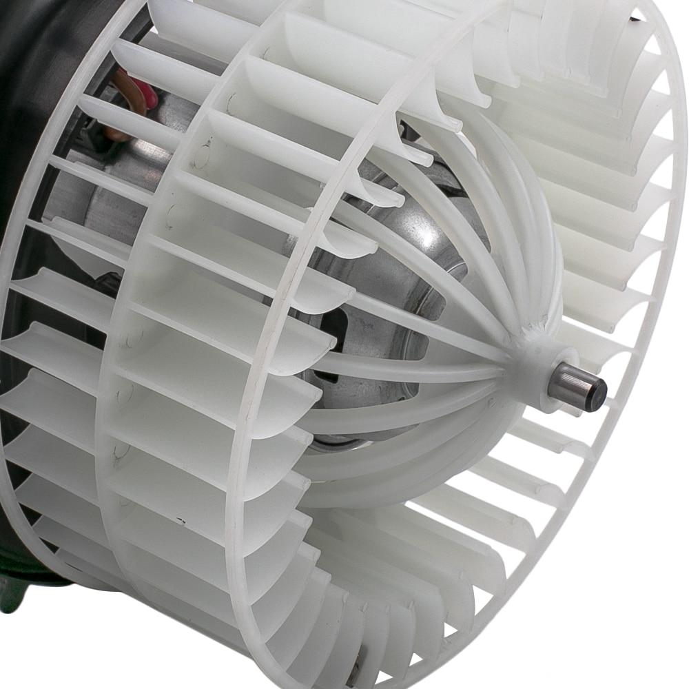 New AC A//C HVAC Climate Control Heater Blower Motor w// Fan For Benz W220 C215