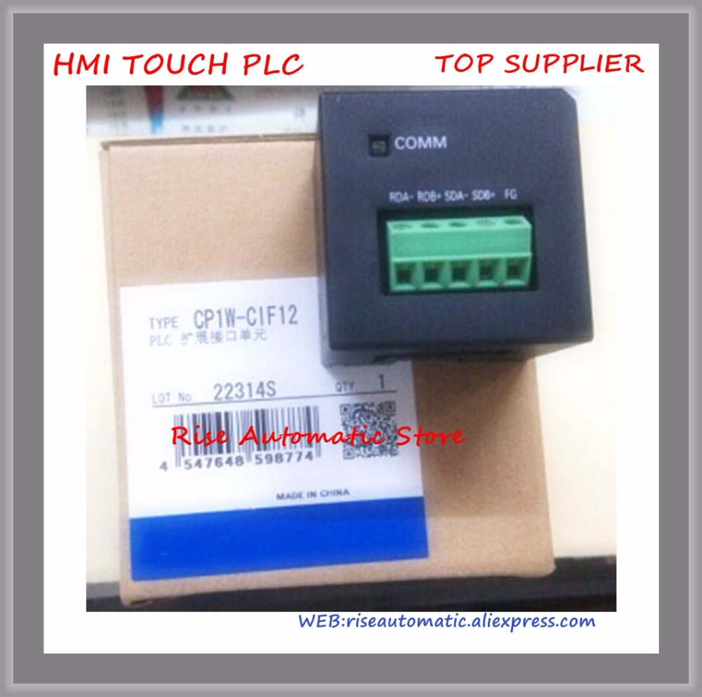New original module CP1W-CIF12 PLC RS-422A/485 Expansion dhl ems new for original factory plc module qy41p d1