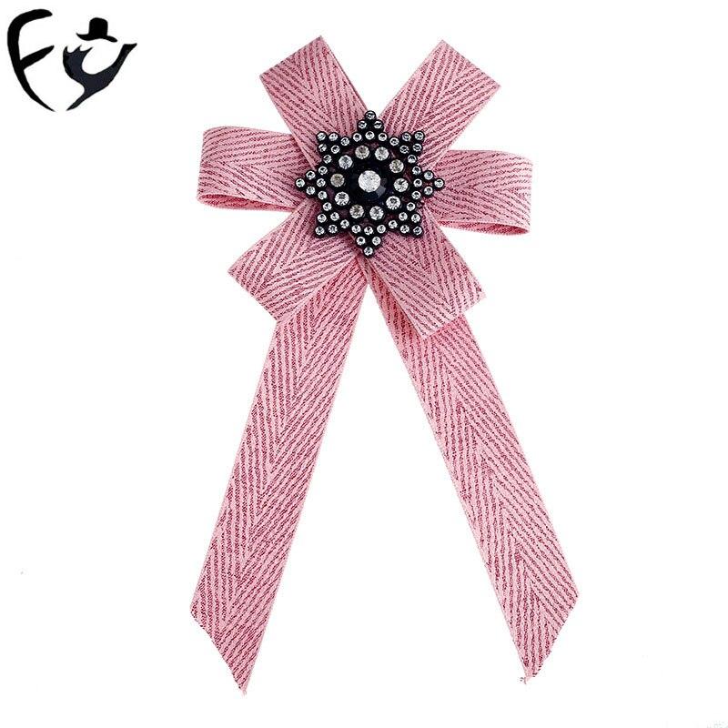 1c26dacc18d Новый европейский стиль галстук-бабочка стиле галстук-бабочка с кристально  брошь аксессуары. fy180320