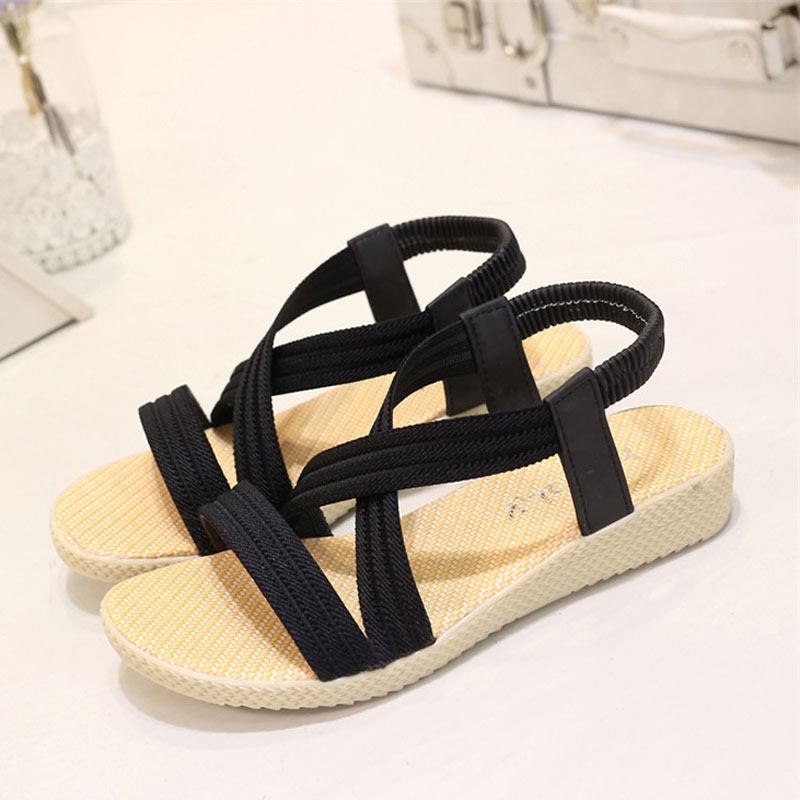 Women sandals 2018 fasion bohemia style summer sandals women shoes comfortable flip flops female shoes woman sapato feminino