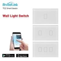 Broadlink TC2 UK EU US Smart Home Automation 1 2 3 Gang Wireless Wifi Remote Control