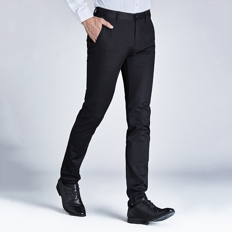 De Moda Mens caqui Slim Boda Beige Oscuro 2019 Fiesta Hombre Chinos negro azul champagne Largo Verano claro Pantalones Anbican Casual Ligero 5dpwx5q