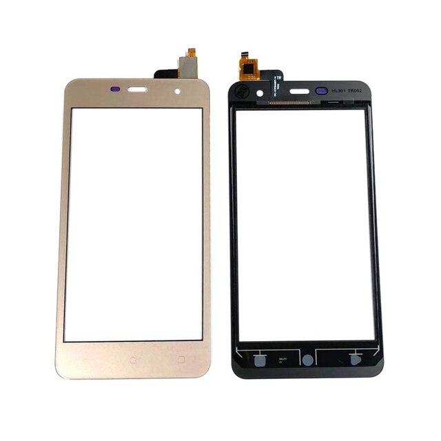 Ekran dotykowy dla obsługi Prestigio Muze G3 Lte PSP3511 Duo ekran dotykowy wymienny czujnik panel dotykowy zamiennik digitizera czujnik
