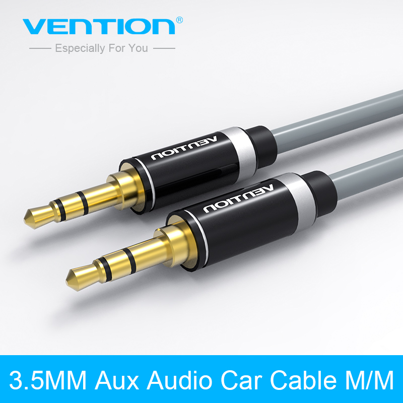 Vention High Quality 3.5mm Audio Cable 3.5 Jack Male to Male Aux Cable for Car Stereo Speaker Headphone MP3 Laptop Aux Cord 6ft 1 8m ofc 3 5mm stereo plug male to male audio ipod aux mp3 cable cord leads