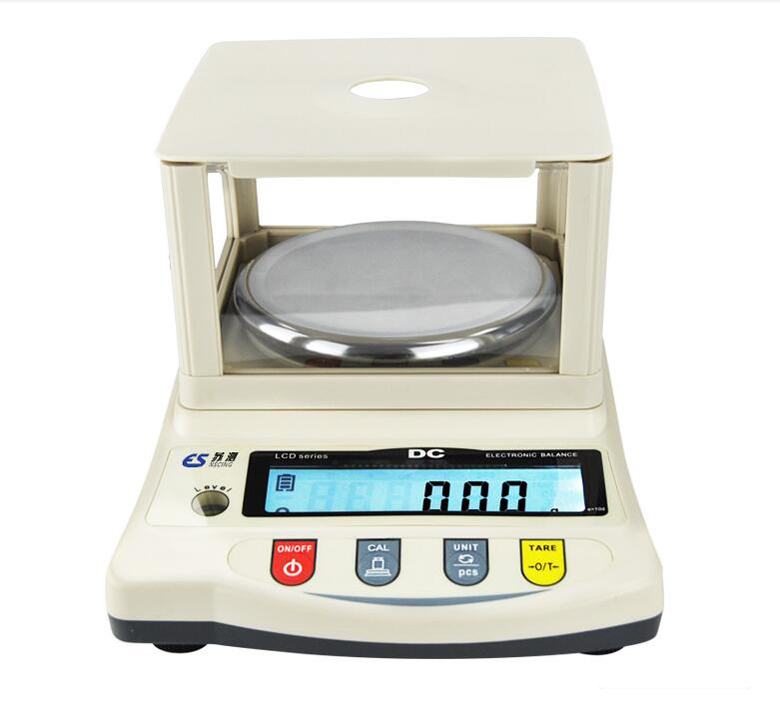 Electronic LCD balance scale Accuracy 0.01G Jewelry lab Tool 800g electronic balance measuring scale with different units counting balance and weight balance