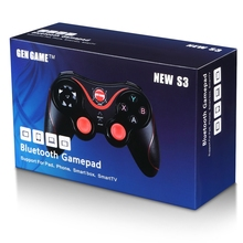 S3 Game Gamepad Joystick for PC Android Smartphone PK T3 S5 Controller