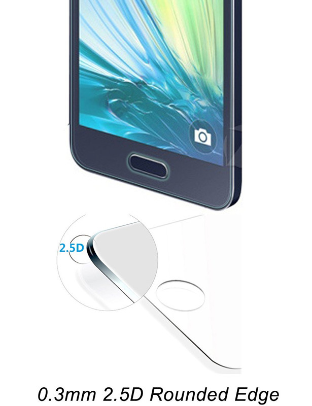 SM-A500FU SM-A500F SM-A500H Պաշտպանիչ ապակու - Բջջային հեռախոսի պարագաներ և պահեստամասեր - Լուսանկար 6