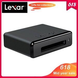 Image 1 - 100% Chính Hãng Lexar Bán Thời Gian hạn chế Ổ USB đọc Thẻ CR1 CFast2.0 Đầu Đọc Thẻ tốc độ Cao Usb3.0 Chuyên Nghiệp quy trình làm việc