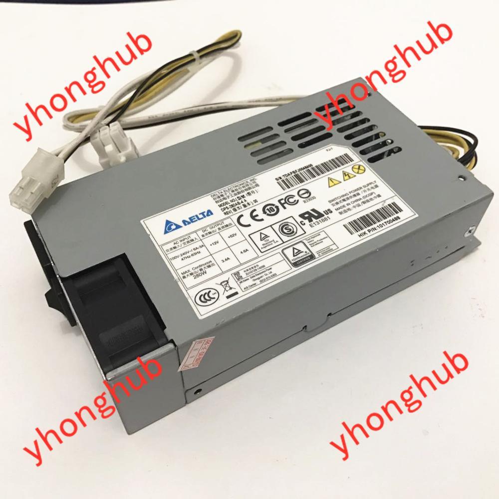 Emacro pour Delta Electronics DPS-280AB-4 101700488 serveur alimentation 280 W FLEX PSU
