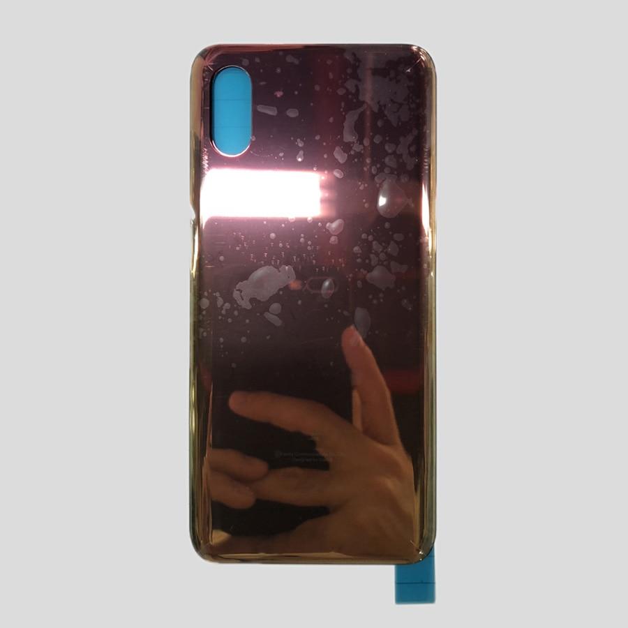 Carcasa trasera 100% Original para Xiaomi 8 pro puerta trasera mi 8 mi 8 pro 3D reemplazo de la cubierta de la batería de cristal partes con etiqueta-in Teléfono Móvil carcasas y Marcos from Teléfonos celulares y telecomunicaciones on AliExpress - 11.11_Double 11_Singles' Day 1