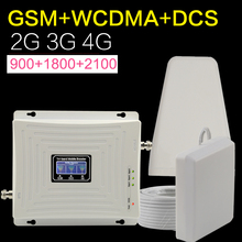 Tri-band GSM Booster DCS
