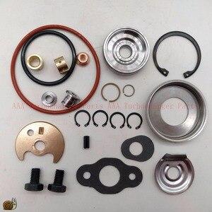 Image 4 - TD04 Turbo parts Repair kits/Rebuild kits 49377,49177 01510/02511/02501/02500 flate back Com wheel AAA Turbocharger parts